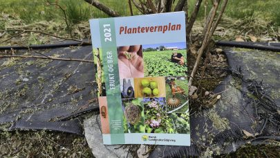 Plantevernplan